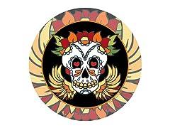 Skull Coasters- Set of 4