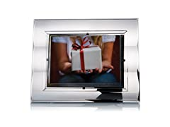 "Nambe Zoom  5"" x 7"" Picture Frame"