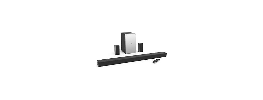 VIZIO SB3651-E6B 5.1 Soundbar Home Speaker System