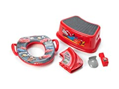 Potty Training (4-Piece Set) - Cars