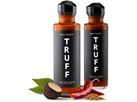 2 Pack Truff Black Truffle Infused Hot Sauce