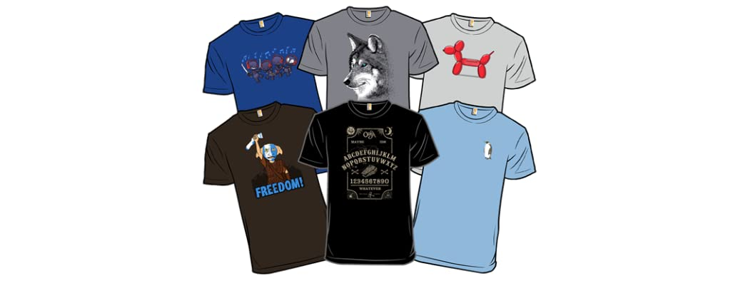 Check out these Awesomely Rad Shirts!