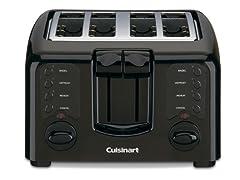 Cuisinart 4-Slice Toaster - Black