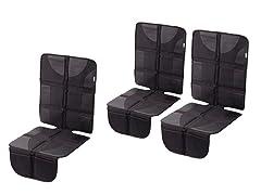 CarCoo Car Seat Protector, Large