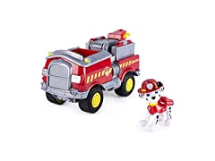 Paw Patrol Marshalls Forest Fire Truck Vehicle