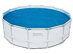 Bestway Solar Pool Cover, 14'
