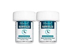 Ebanel Lidocaine Topical Numbing Cream