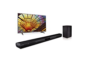 LG 4K TVs and Bluetooth Audio