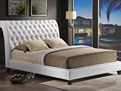 Jazmin Tufted Bed (2 Colors)