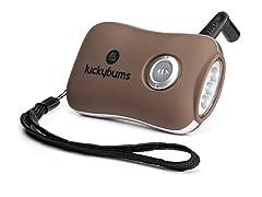 Brown - Dynamo Flashlight
