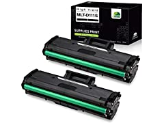 JARBO Compatible Toner Cartridge 2-Pack
