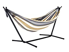 Vivere 9-Foot Double Hammock - Desert Moon