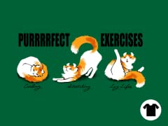 Purrfect Exercises