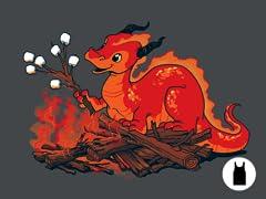 Smore the Dragon Unisex Tank
