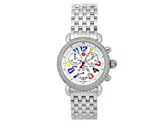 CSX Day Carousel Diamond Watch