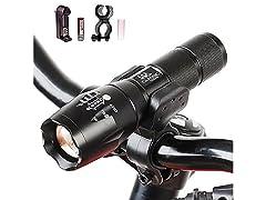 Classic Glow Bike Light 1000 Lumen Headlight