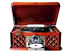 Bluetooth Classic Retro Style Turntable