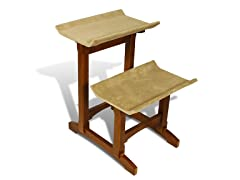 Mr Herzher Double Seat Perch - Cherry