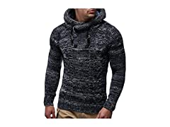Leif Nelson Mens Knitted Pullover