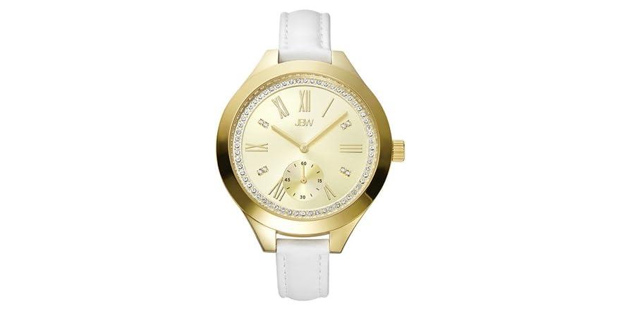 JBW Women's Aria Genuine Diamond Watch