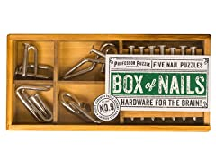 Puzzle Academy Box of Nails