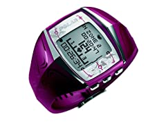 FT60 Women's Purple Fitness Watch