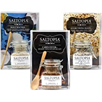 3-Pack Saltopia Infused Sea Salts Summer Collection