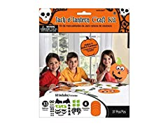 Amscan Halloween PumpkinParty Craft Kit