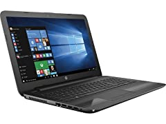 "HP 15.6"" AMD A10 Quad-Core Touch Laptop"