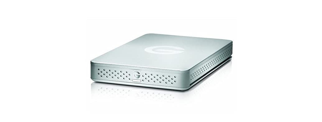 G-Technology G-DRIVE ev USB 3.0 Hard Drive 1TB