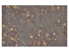 Cherry Blossom Steel Rug (3 Sizes)