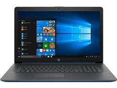 "HP 17"" Intel i3-8130U 1TB Touch Laptop"