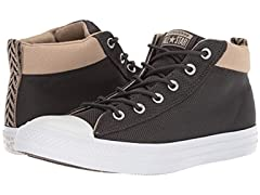 Converse Men's Street Nylon Mid Top Sneaker