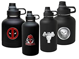 Marvel Growlers