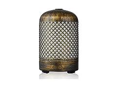 Bronze Art Aromatherapy Oil Diffuser