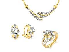 Diamond Ensemble - Yellow