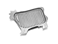 Wilton Armetale Cow Griller Pan