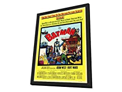 Batman Framed Movie Poster