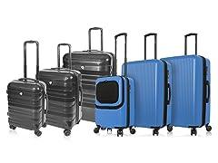 Mia Toro 3-Piece Luggage