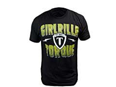 Torque Girlrilla Women's Tee (S or M)