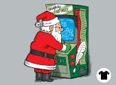 Xmas Arcade- Santa