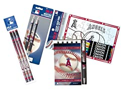 3 Teams - MLB Team Notepad Set