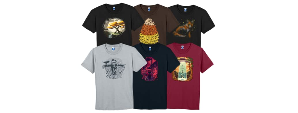 Derby Editor's Choice T-Shirts: Harvest Time