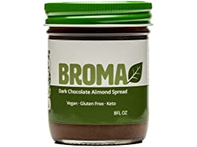Broma Almond Dark Chocolate Spread, 3Pk