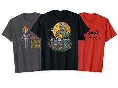 Halloween Shirts!