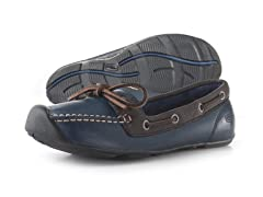 Women's Catalina Boat Shoe - Navy