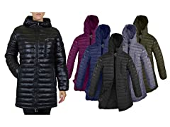 Women's Lightweight Puffer Jacket