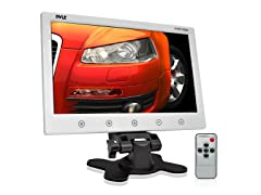 "10"" LCD Headrest Monitor w/ Shroud"