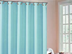 Pardus Jaquard Fabric Shower Curtain-4 Colors