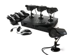 8CH DVR Security System w/ 500GB HD